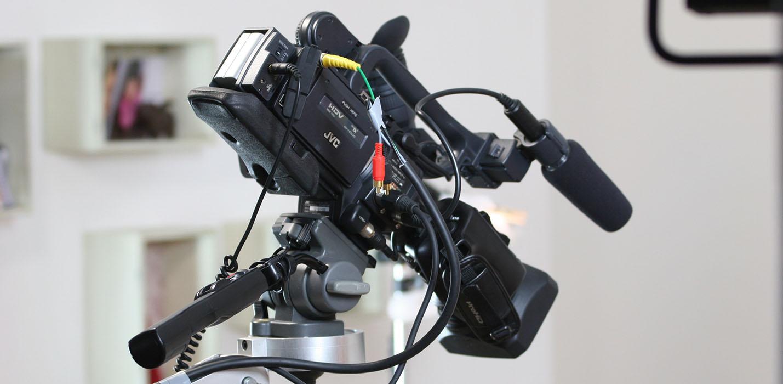 Wykorzystujemy różne techniki filmowania